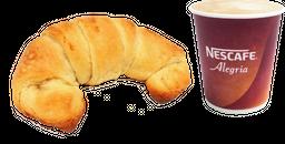 Combo Croissant + Café Americano 7 Oz