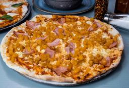 Pizza Hawaiana BBQ