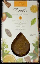 Cardamomo-Canela-Naranja Sin azúcar