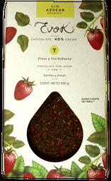 Evok Chocolate Sin Azúcar