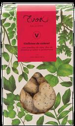 Galleta azúcar-Chía-Flor Jamaica-Pomarrosa