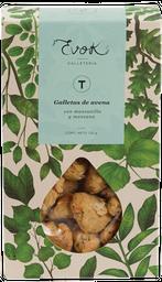 Galleta avena-Manzanilla-Manzana
