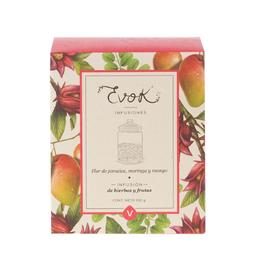 Infusión Flor Jamaica-Moringa-Mango 100g