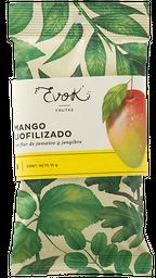Mango liofilizado