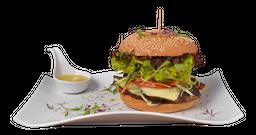 Hamburguesa de Portobello (Al Estilo Frutos Del Sol)