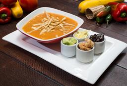 🍲 Sopa de Tortilla Mexicana