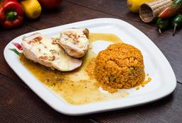 🍗 Pollo Guanajuato