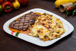 🥩 Steak Chilaquiles