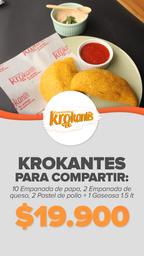 Krokantes para Compartir