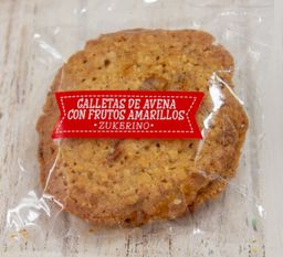 Galleta Avena y Frutos Amarillos