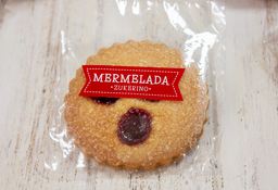 Galleta Mermelada Individual