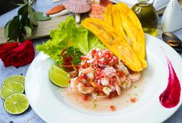 Ceviche Ecuatoriano