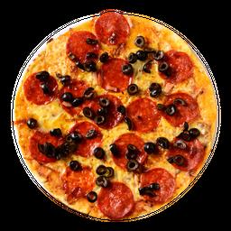 Pepperoni Aceitunas