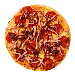 Cebolla Tocineta Pepperoni Personal