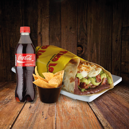 Tex-Mex meal