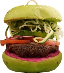 🍔 Hamburguesa Hamburgreen + Limonada Natural