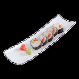 PROMO#3 California dinamita + salmón crab roll