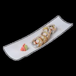 PROMO# 2 Ojo de tigre tempura + crab roll