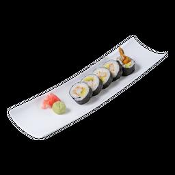 PROMO# 5 Yummy roll doble tempura + ebi tempura roll