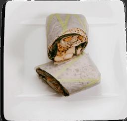 Bowl/Wrap Kale Cesar + Limonada de Hierbabuena