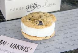 Ice Cream Sandwich Cookies & Dreams