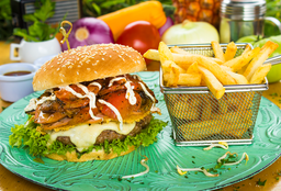 Verona Rock Burger