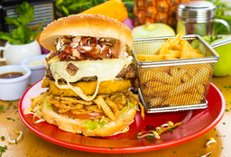 Santander Rock Burger