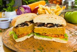 Veggie Rock Burger
