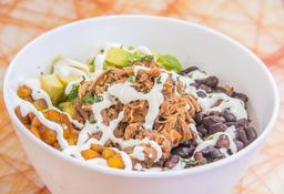 Bowl Caribeño Pollo o Carne