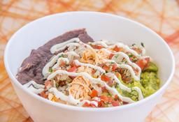 Bowl Fajita Mexicana
