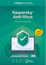 Licencia Antivirus Kaspersky 1 Equipo 1 Año Entrega Digital