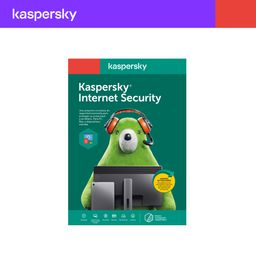 Antivirus Internet Security 3 dispositivos 2 años Kaspersky
