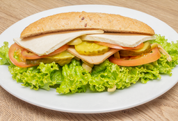 🥪Sándwich Vegetariano