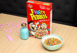 🥣Bowl de Cereal (Kids)