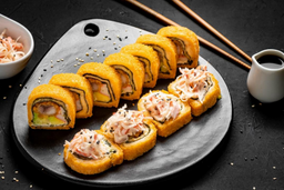 Sushi Caribbean Maki Tempura