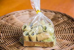 🍪Gallera Rollito Matcha (Bolsa/Caja)