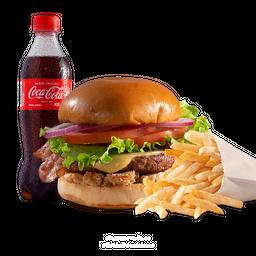 Sierra Bomba en Combo con Papas y Coca-Cola