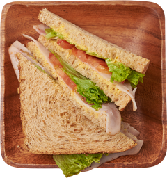 PROMO: 16% OFF Combo Sandwich de Pavo + Smoothie