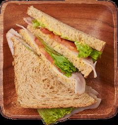 Combo Sandwich de Pavo + Smoothie
