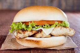 Sándwich de Pollo Parrilla