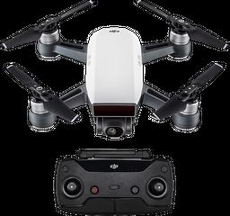 drone spark + control