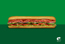 Sándwich Sub Italiano B.M.T. 15cms