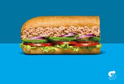 Sándwich Sub de Atún 15cms