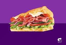 Sándwich Sub Italianísimo 30cms