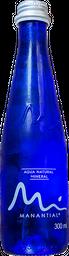 Botella de Agua Manantial