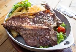 T- bone 380 gr de carne