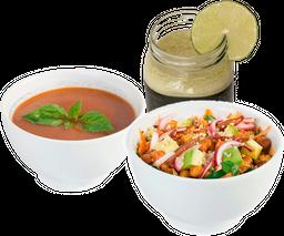 Pollo Engreído + Sopa + Infusión del Día