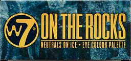 On The Rocks - Eye Colour Palette