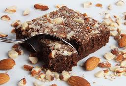 Brownie Almendra / Nuez