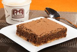 Brownie de Galleta